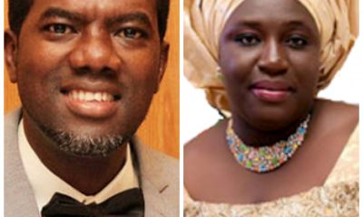 Commissioner For Happiness Slams Reno Omokri On Twitter