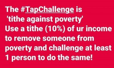 Daddy Freeze Launches 'Tithe Against Poverty' Challenge