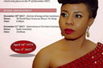 3 Days After Mourning Friend's Death And 1 Year After Dictating Her Funeral Terms, Nigerian Lawyer Dies