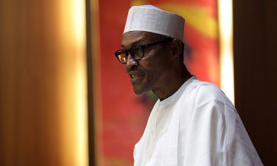 Buhari Signs 3 new bills into the law