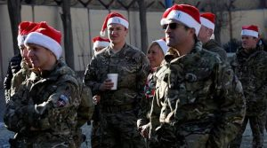 British Troops In Afghanistan Given Only £1 Each To Celebrate Xmas