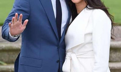 Prince Harry and Meghan Markle Announce a Wedding Date: May 19, 2018