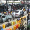 Motorists Besiege Petrol Stations In Oshogbo As Petrol Drops To N145