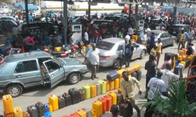 Petrol Crisis: Blame On Gap In Supply Of Petrol Products Or Winter?