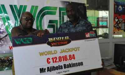 WGB Pays Winnings In Euros