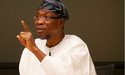 Court Overrules Gov. Aregbesola, Declares Renaming His State, 'State of Osun,' Illegal