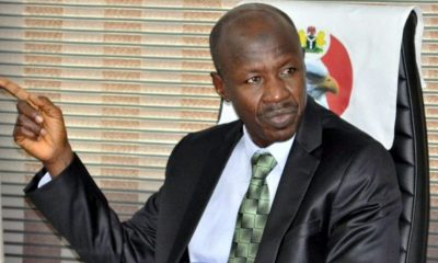 'Stop Using My Name To Extort People': EFCC Chairman Warns