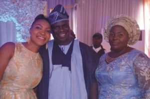 Finecoat Paints Boss, Aderemi Awode Celebrates 80th Birthday For Dad (Photos)