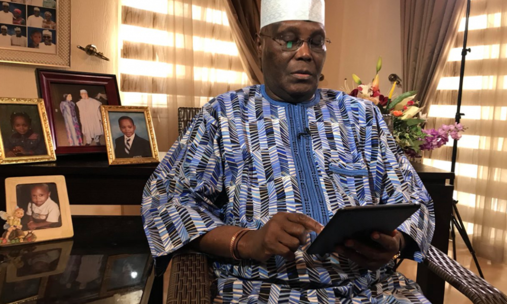 Comedian Igodye Addresses Atiku