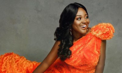 Ghanaian Actress Jackie Appiah Stuns In Beautiful Photos For Her Birthday