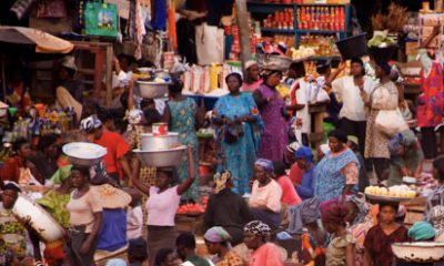 Apongbon, lagos island, traders, sales, recession