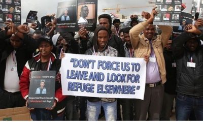 Israel Tells African Migrants To Leave Or Face Imprisonment