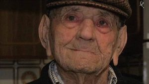 World's Oldest Man Dies One Month After Celebrating 113rd Birthday