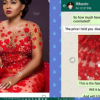 Lady Calls Out Fashion Designer For Giving Out Wedding Reception Dress To Mercy Aigbe For Birthday Photoshoot