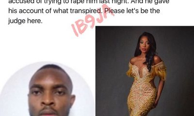 Taxify Driver Accused Of Rape Shares His Own Side Of The Story, Maintains His Innocence