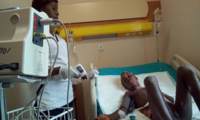 Thieves Set 12-Year-Old Boy On Fire To Prevent Him From Being Able To Identify Them