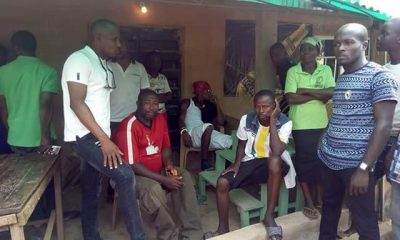 Angry Youths Storm Home Of Woman Who Kidnapped And Sold 5-Year-Old Child In Imo State