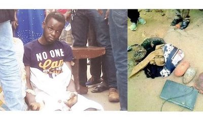 I Got N20k, Phone After Killings - Badoo Member, 18