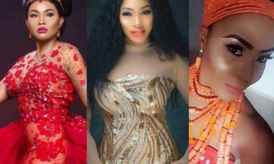 Designer, Maryam Elisha of RikatobyMe, Apologises To Actress Mercy Aigbe And The Bride Over The Controversial Wedding Reception Dress