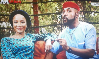 Banky W And Adesua Share Their Love Story As The Wellingtons Airs On DSTV