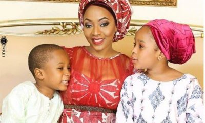 Atiku Abubakar's Son Loses Custody Of His Two Children To Ex-Wife, Fatima Bolori