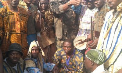 'Local Hunters Must Not Take Laws Into Their Hands But They Should Defend Ekiti & Its People