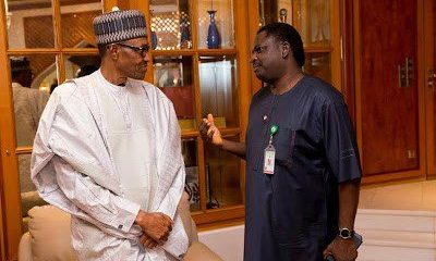 ''President Buhari has been depressed and crestfallen about all the killings happening'' Femi Adesina