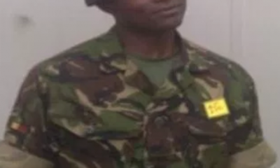 Soldier Falls To Death Trying To Catch His Phone That Dropped During A Phone Call