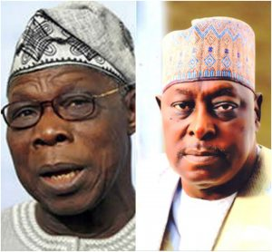EFCC Denies Claim That Obasanjo's Controversial Letter Facilitated Babachir's Arrest