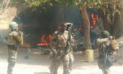 Troops Eradicate Remaining Of Boko Haram Terrorists In Sambisa Forest