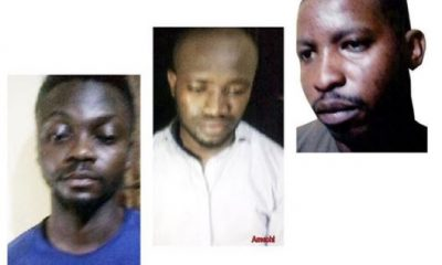 3 Nigerians, 4 Others Jailed For Forging Immigration Documents In The U.K