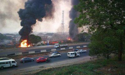 Gas Plant Explosion Kills 10 In Magodo, Lagos State