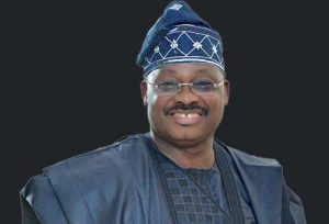 Governor Ajimobi: I Washed Dead Bodies For 8 Years To Survive