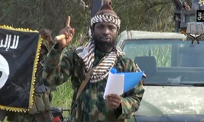 "X ""We Are In Good Health And Nothing Has Happened To Us: Boko Haram Leader Abubakar Shekau Announces Comeback"