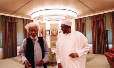 'Like Boko Haram, Fulani Herdsmen Have Declared War On Nigeria' – Wole Soyinka Tells Buhari