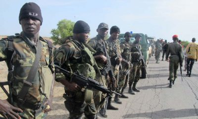 Cameroonian Soldiers Invade Cross River Community For The Second Time In A Month
