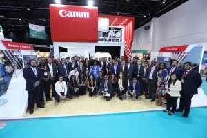 Canon Showcases Cutting Edge Technology For The Broadcast And Cinema Industry At CABSAT 2018