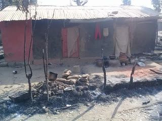 Photo Story: Scores Killed, Homes Razed By Suspected Fulani Herdsmen In Numan, Adamawa State