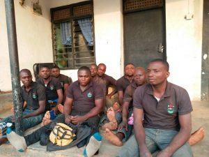 Troops Arrest Nine Gang Members Involved In Benue Killings