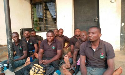 Troops Arrest Nine Gang Members Involved In Benue Killings
