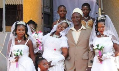 Man Weds 3 Women On Same Day Because He Couldn't Afford Cost Of An Extravagant Wedding