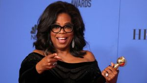Oprah, US President