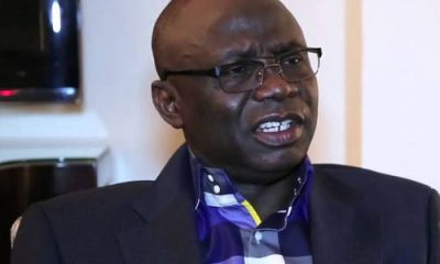 ' God Told Me To Run For Presidency, And He'll Do It At The Appointed Time' : Pastor Tunde Bakare