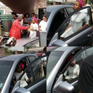Lady Sows Husband's Car As Seed To Pastor In Delta