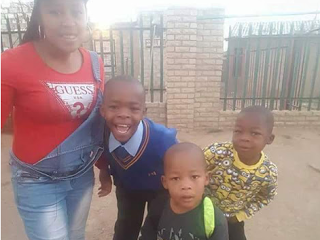 Bodies of heartbroken South African woman and her three children found inside submerged car in a dam