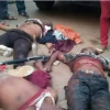 Photos: Policeman Turned Armed Robber And His Gang Members Gunned Down By SARS In Imo State About Two Months After His Wedding