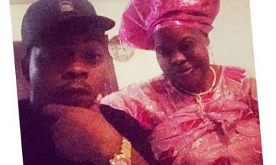 Rapper Olamide loses mum