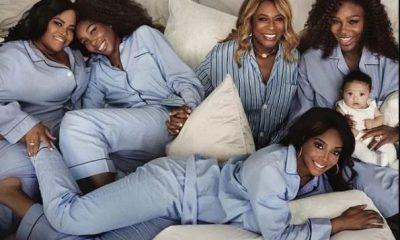 Serena Williams Shares Beautiful Family Photo