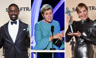 SAG Awards: Full List Of Winners