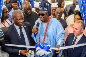 Photos For The Official Grand Launch Of Raddison Blu Hotel, Lagos, Ikeja